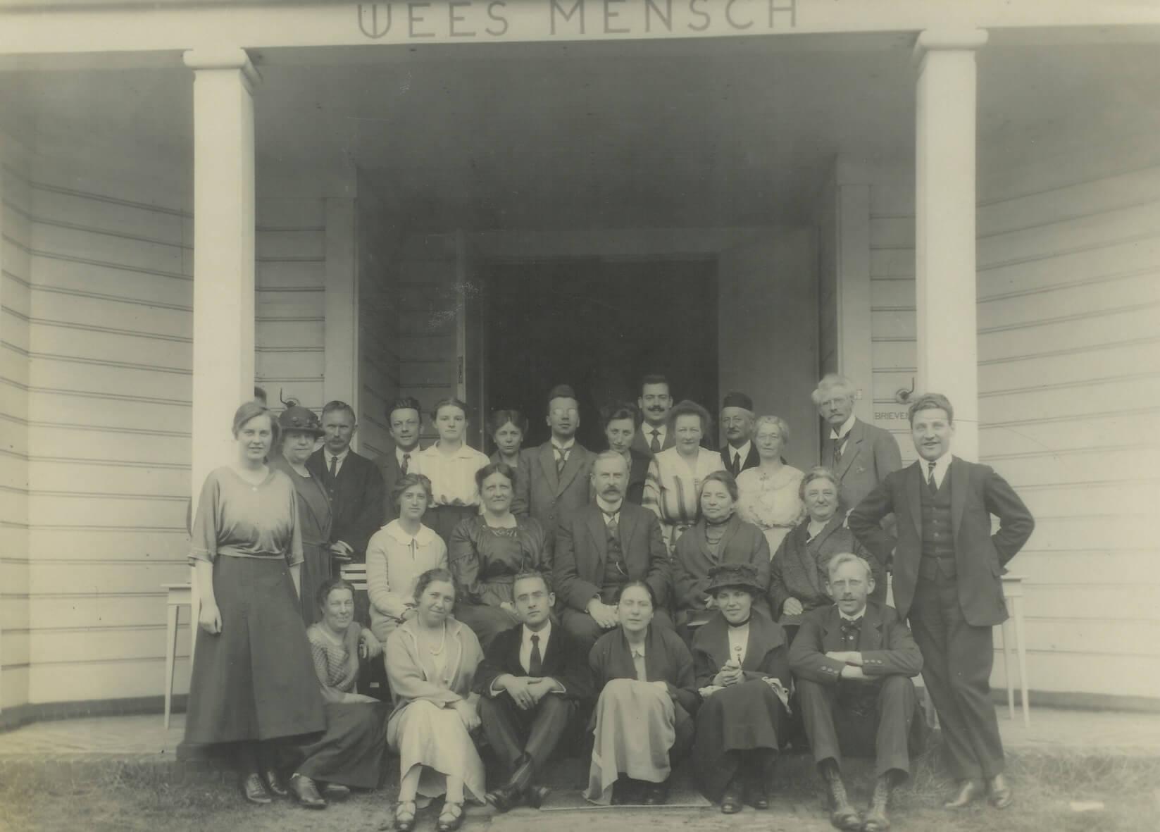 Cursisten 1918