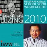 1e van Eedenlezing Francis Fukuyama