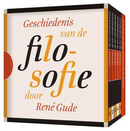 Gude - CD box Geschiedenis van de filosofie