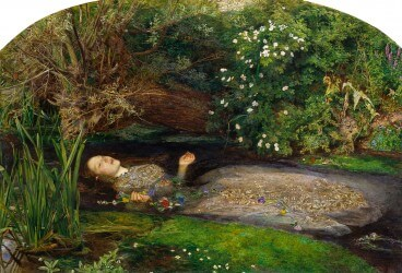 Ophelia – John Everett Millais