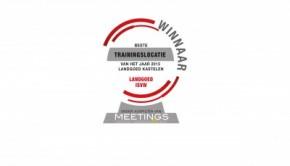 trainingslocatie van het jaar 2013 border
