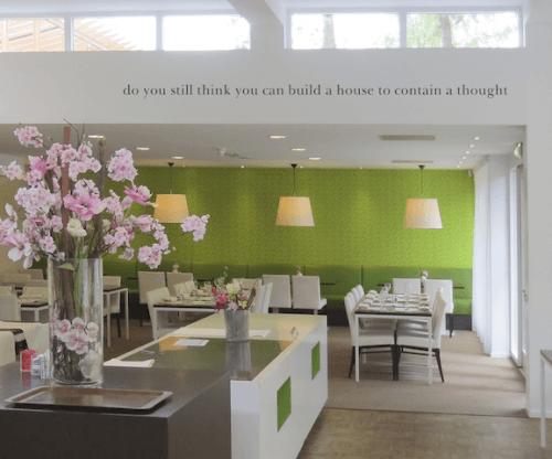 Benson 4 - ISVW restaurant