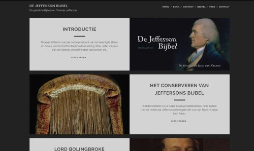 Jeffersonbijbel site