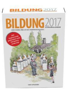 Bildungsscheurkalender 2017-2
