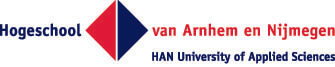 •HAN logo University of Appleid Sciences fc