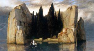 Die Toteninsel_Boecklin