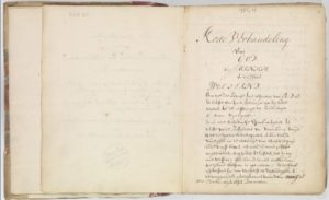 Spinoza Korte verhandeling - Collectie KB