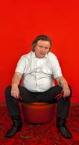 René ten Bos gefotografeerd door Valerie Granberg